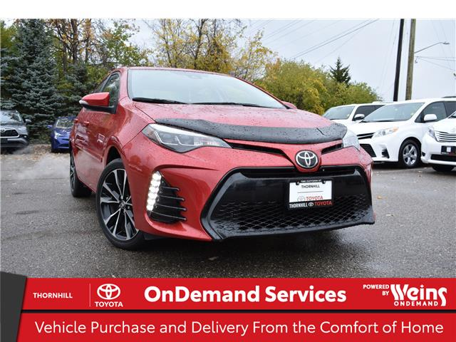 2017 Toyota Corolla SE (Stk: 300338A) in Concord - Image 1 of 25