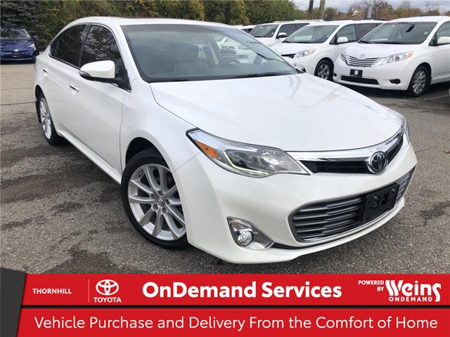2015 Toyota Avalon Limited (Stk: U3612) in Concord - Image 1 of 25