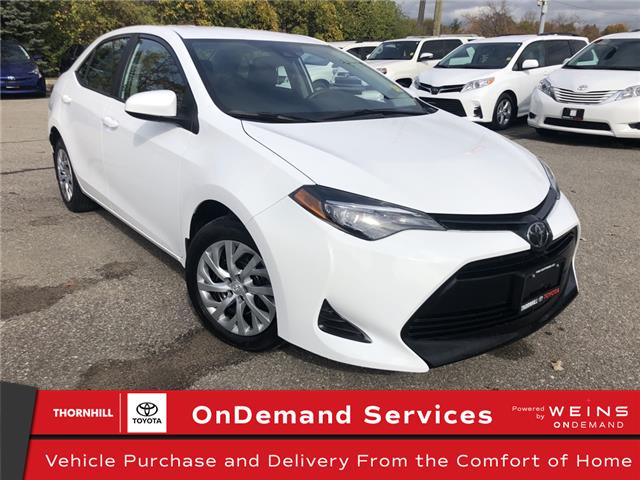 2019 Toyota Corolla LE (Stk: U3677) in Concord - Image 1 of 23