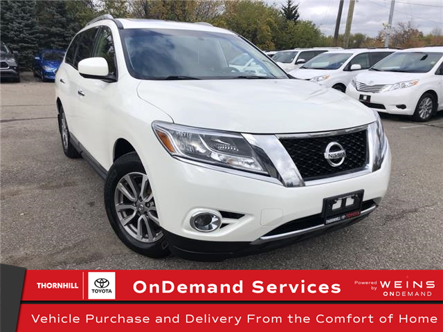 2016 Nissan Pathfinder SL (Stk: 300222AA) in Concord - Image 1 of 29