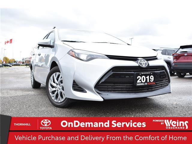 2019 Toyota Corolla LE (Stk: U3636) in Concord - Image 1 of 19