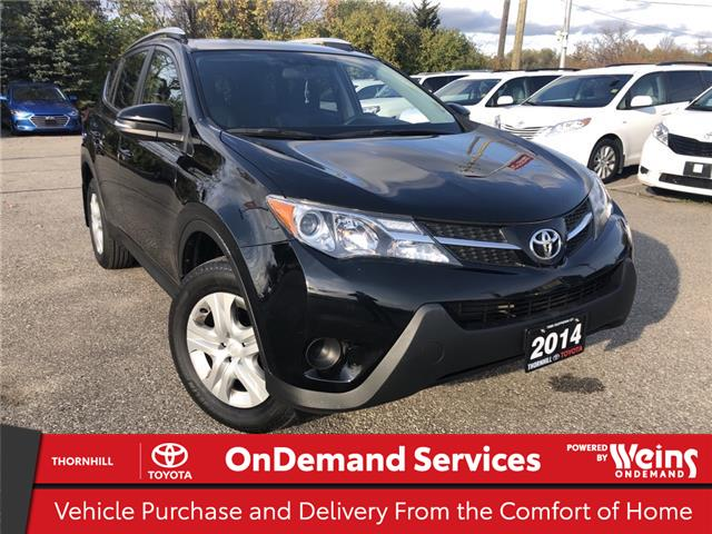 2014 Toyota RAV4 LE (Stk: 300316A) in Concord - Image 1 of 16