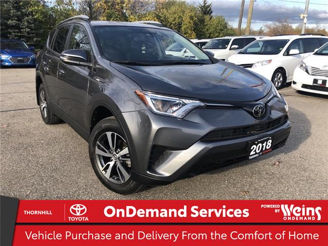 2018 Toyota RAV4 LE (Stk: 300364A) in Concord - Image 1 of 21