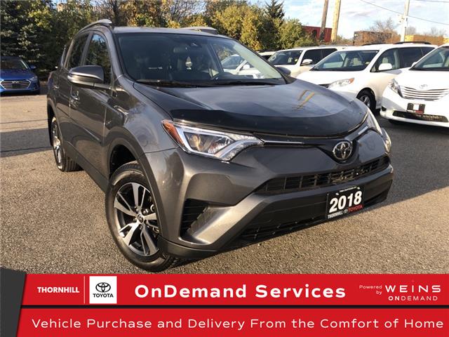 2018 Toyota RAV4 LE (Stk: U3659) in Concord - Image 1 of 21