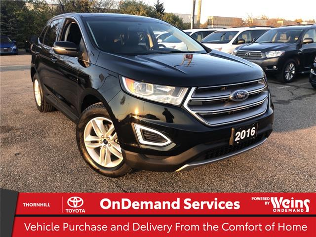 2016 Ford Edge SEL (Stk: U3687) in Concord - Image 1 of 23