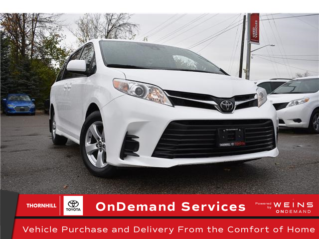 2018 Toyota Sienna LE 8-Passenger (Stk: U3682) in Concord - Image 1 of 26