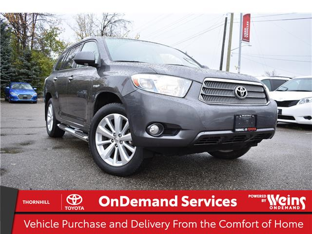 2010 Toyota Highlander Hybrid Limited (Stk: 300352A) in Concord - Image 1 of 29
