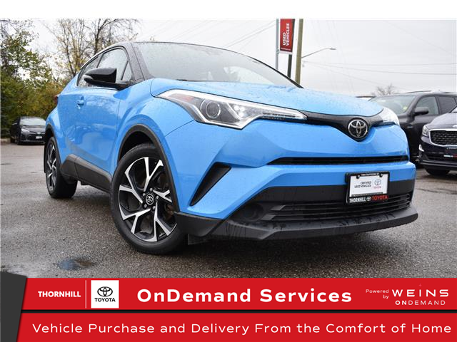 2019 Toyota C-HR Base (Stk: U3640) in Concord - Image 1 of 25
