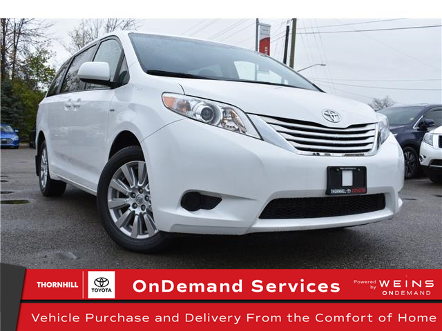 2017 Toyota Sienna LE 7 Passenger (Stk: U3603) in Concord - Image 1 of 23