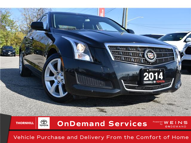 2014 Cadillac ATS 2.5L (Stk: 70668A) in Concord - Image 1 of 24