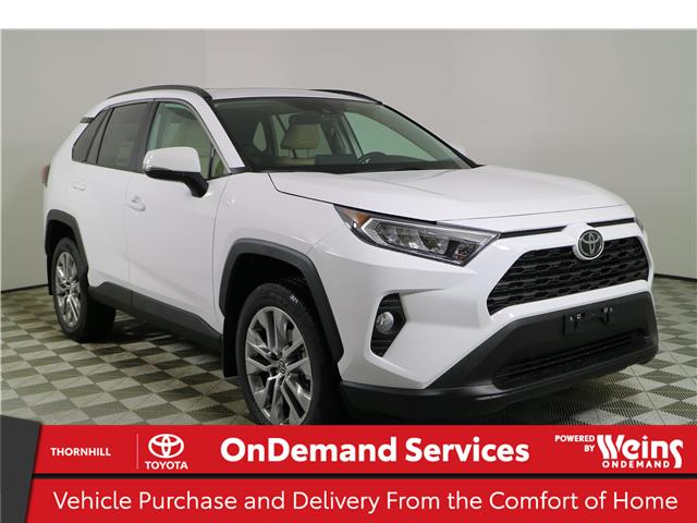 2021 Toyota RAV4 XLE (Stk: 300509) in Concord - Image 1 of 28