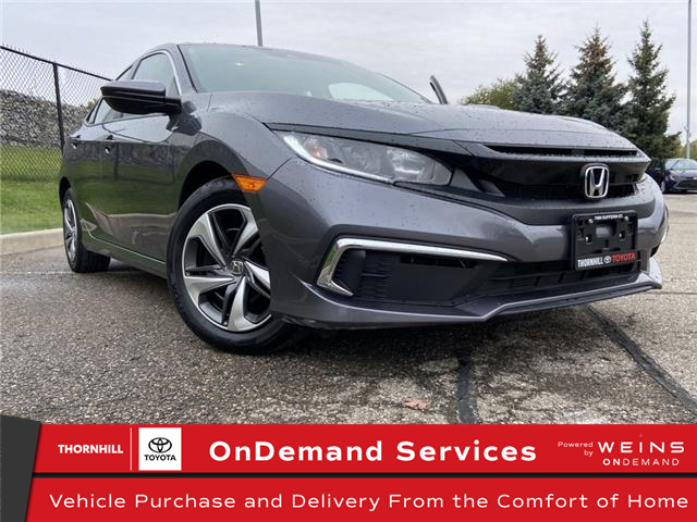 2019 Honda Civic LX (Stk: 70948AA) in Concord - Image 1 of 22