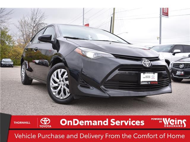 2019 Toyota Corolla LE (Stk: U3699) in Concord - Image 1 of 22