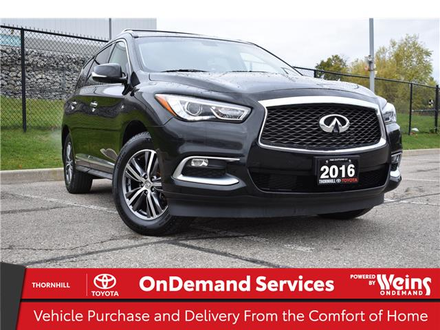 2016 Infiniti QX60 Base (Stk: 300440A) in Concord - Image 1 of 28