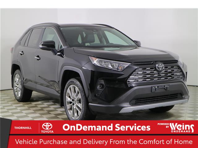 2021 Toyota RAV4 Limited (Stk: 300548) in Concord - Image 1 of 27