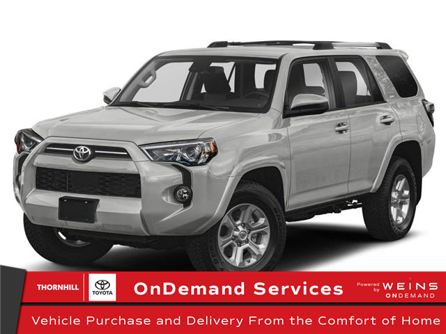2021 Toyota 4Runner Base (Stk: 300561) in Concord - Image 1 of 9