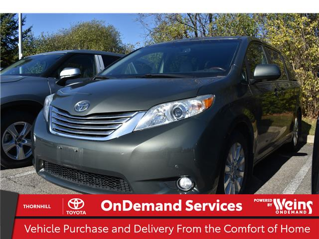 2011 Toyota Sienna LE 7 Passenger (Stk: U3682A) in Concord - Image 1 of 1