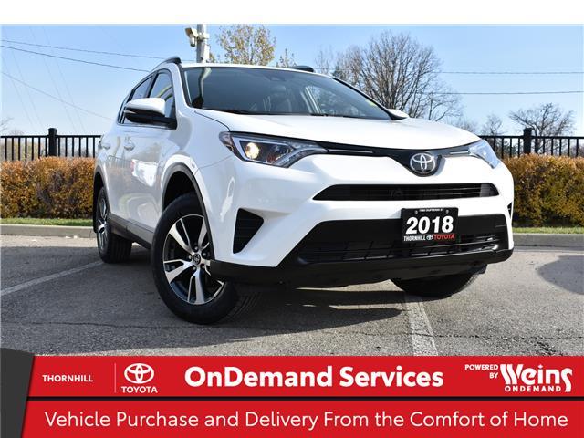 2018 Toyota RAV4 LE (Stk: u3738) in Concord - Image 1 of 24