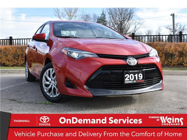 2019 Toyota Corolla LE (Stk: U3723) in Concord - Image 1 of 23