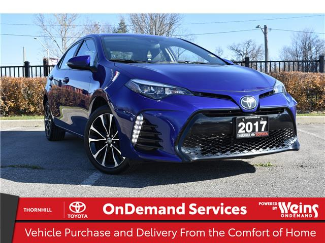2017 Toyota Corolla SE (Stk: U3740) in Concord - Image 1 of 26