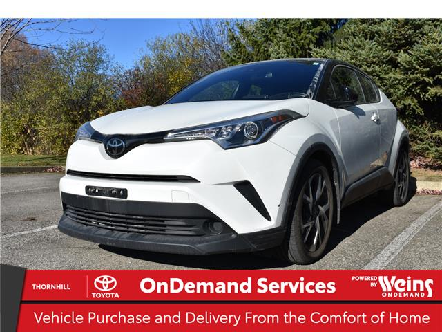 2019 Toyota C-HR Base (Stk: U3784) in Concord - Image 1 of 1