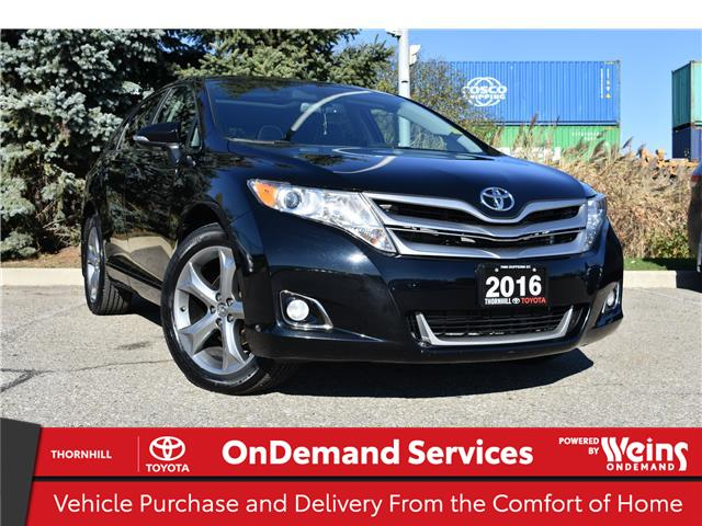 2016 Toyota Venza Base V6 (Stk: U3735) in Concord - Image 1 of 28