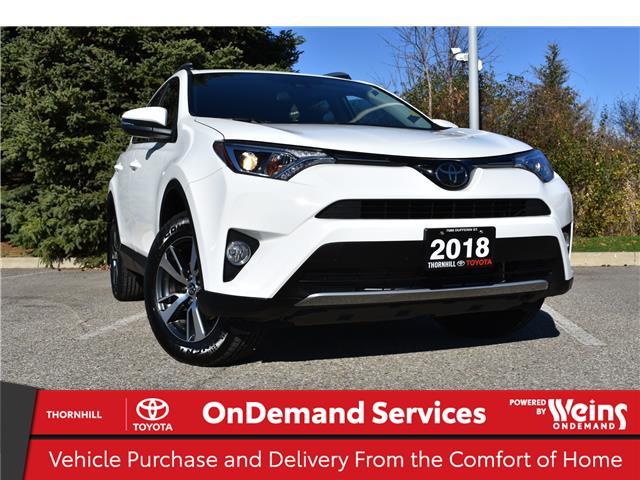 2018 Toyota RAV4 XLE (Stk: U3757) in Concord - Image 1 of 29