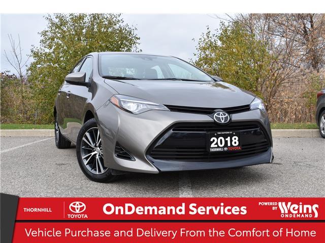 2018 Toyota Corolla LE (Stk: U3773) in Concord - Image 1 of 24