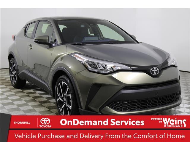 2021 Toyota C-HR XLE Premium (Stk: 300554) in Concord - Image 1 of 23