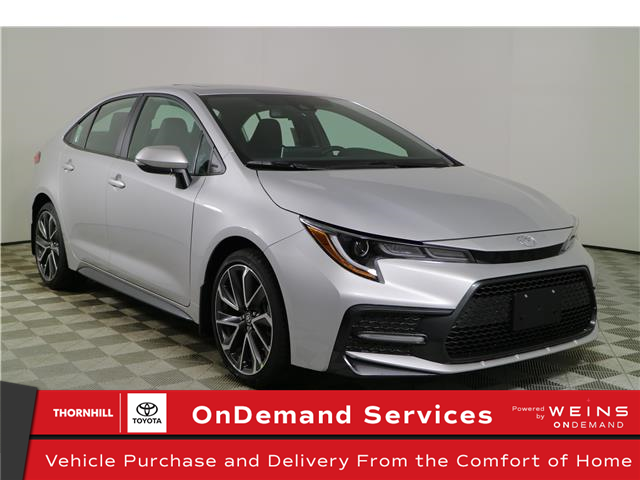 2021 Toyota Corolla SE (Stk: 300595) in Concord - Image 1 of 27