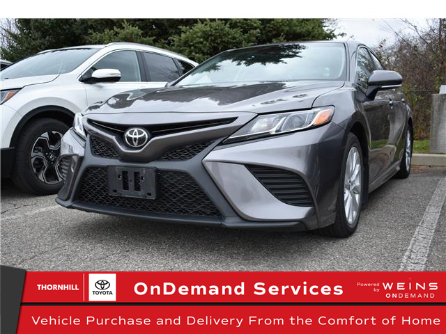 2018 Toyota Camry SE (Stk: u3785) in Concord - Image 1 of 1