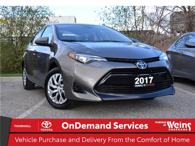 2017 Toyota Corolla LE (Stk: U3726) in Concord - Image 1 of 20