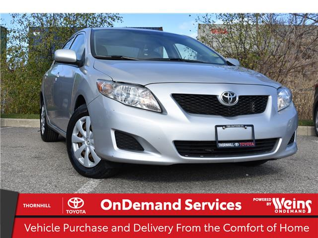 2009 Toyota Corolla CE (Stk: 300395A) in Concord - Image 1 of 20
