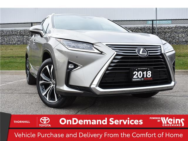 2018 Lexus RX 350 Base (Stk: U3782) in Concord - Image 1 of 36