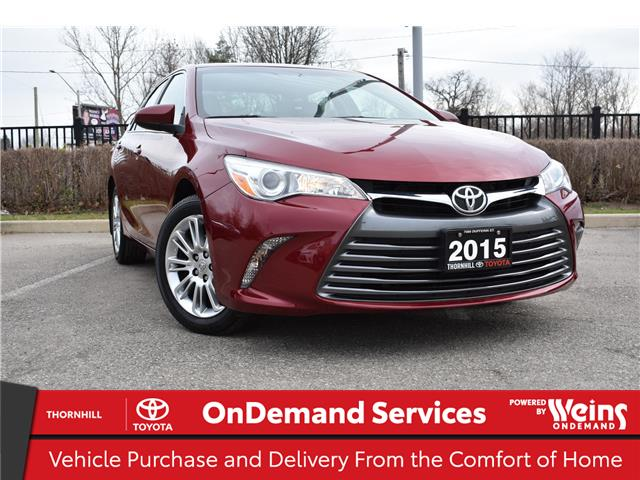 2015 Toyota Camry LE (Stk: U3621B) in Concord - Image 1 of 23