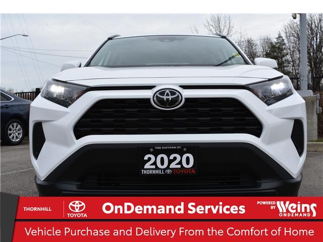 2020 Toyota RAV4 LE (Stk: U3745) in Concord - Image 1 of 25