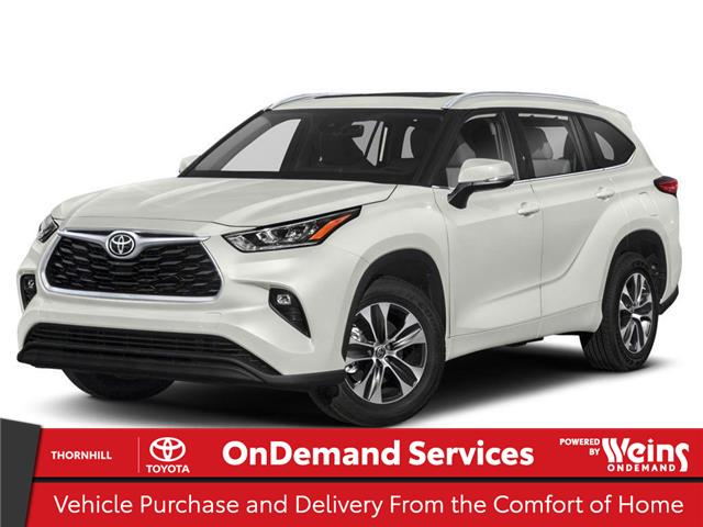 2021 Toyota Highlander XLE (Stk: 300619) in Concord - Image 1 of 9