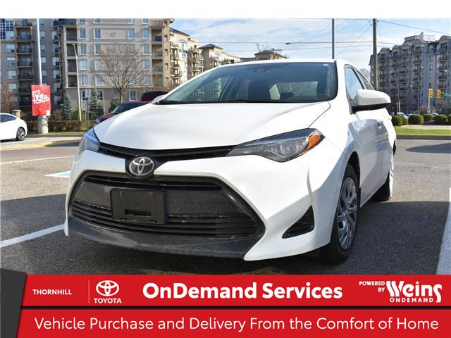 2019 Toyota Corolla LE (Stk: U3808) in Concord - Image 1 of 1