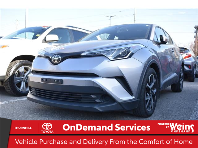 2019 Toyota C-HR Base (Stk: U3799) in Concord - Image 1 of 1