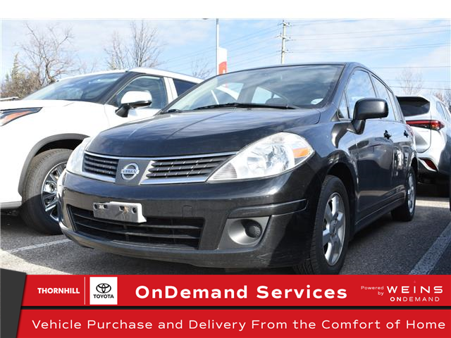 2009 Nissan Versa 1.8SL (Stk: 71063aa) in Concord - Image 1 of 1