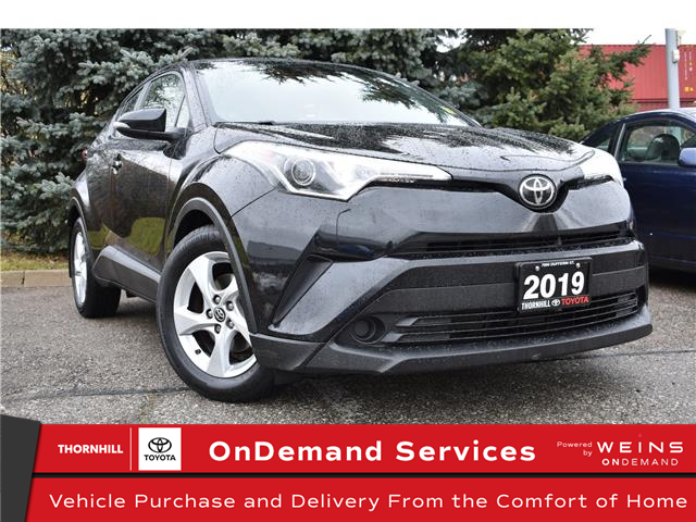 2019 Toyota C-HR Base (Stk: u3760) in Concord - Image 1 of 23