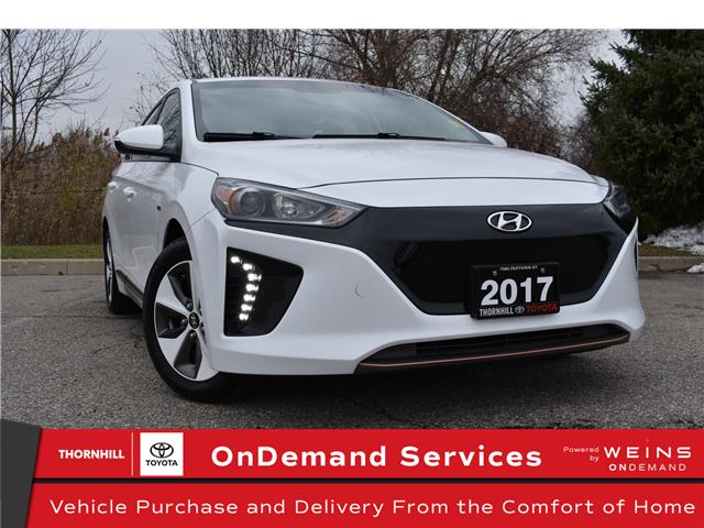 2017 Hyundai Ioniq EV Limited (Stk: U3770A) in Concord - Image 1 of 28