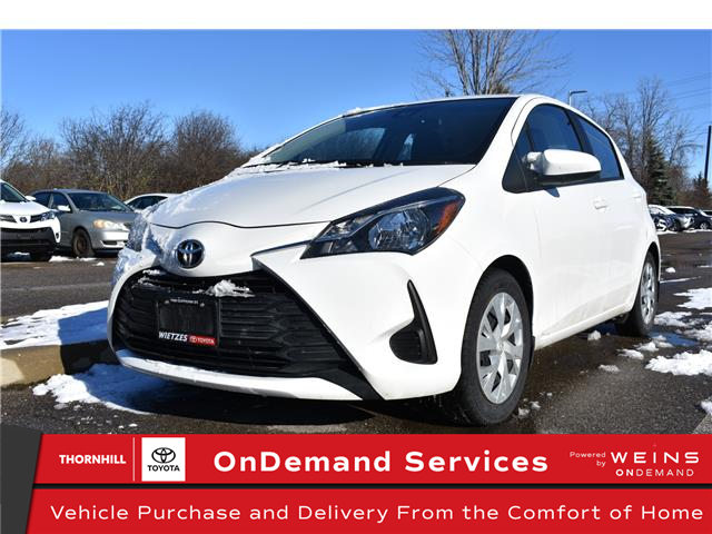2018 Toyota Yaris LE (Stk: u3831) in Concord - Image 1 of 1