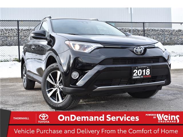 2018 Toyota RAV4 XLE (Stk: U3805) in Concord - Image 1 of 27