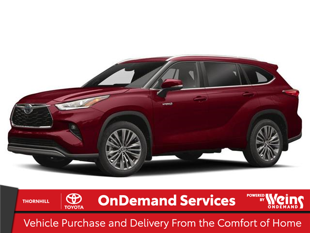 2020 Toyota Highlander Hybrid Limited (Stk: 300287) in Concord - Image 1 of 2