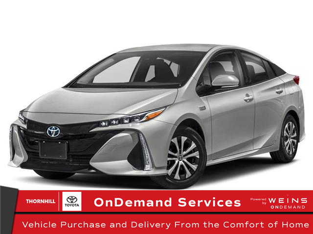 2020 Toyota Prius Prime Base (Stk: 70757) in Concord - Image 1 of 9