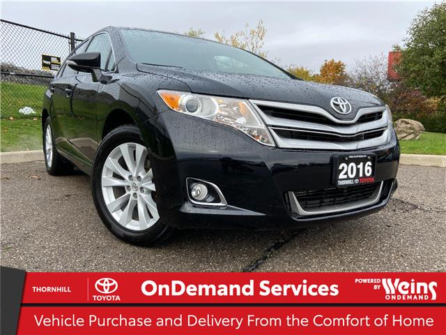 2016 Toyota Venza Base (Stk: U3663) in Concord - Image 1 of 23