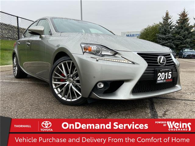 2015 Lexus IS 250 Base (Stk: 300304A) in Concord - Image 1 of 25