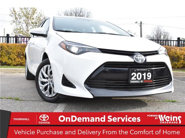 2019 Toyota Corolla LE (Stk: U3741) in Concord - Image 1 of 21