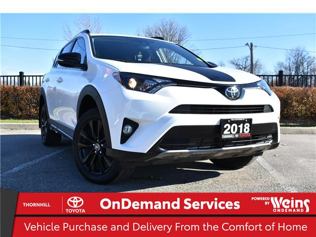 2018 Toyota RAV4 XLE (Stk: U3747) in Concord - Image 1 of 31